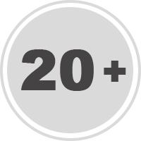 Более 20 лет службы
