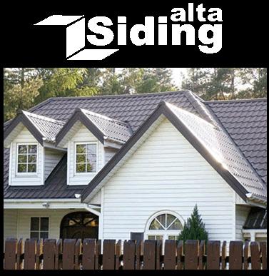 коллекция сайдинга ТМ Альта-Сайдинг Alta-Siding