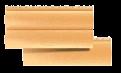 блок хаус золотистый Виниловый