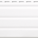 карнизная подшивка софит белый Альта