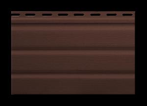карнизная подшивка софит коричневый Альта