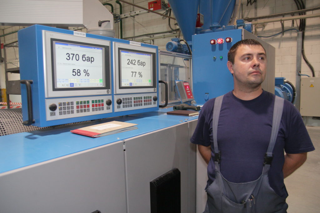 Открытие завода Альта-Профиль