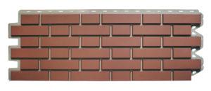 Фасадная панель Клинкерный кирпич жженный Альта-Профиль