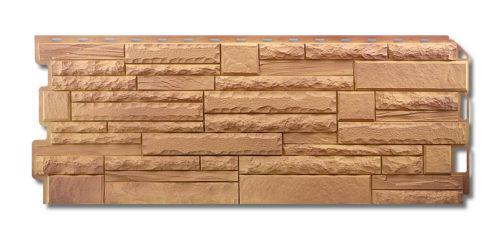 Фасадная панель скалистый камень Памир Альта-Профиль