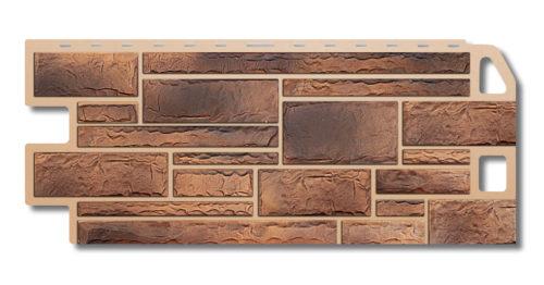 Фасадные панели под камень сланец Альта-Профиль