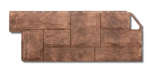 Фасадная панель под камень Гранит Балканский Альта-Профиль