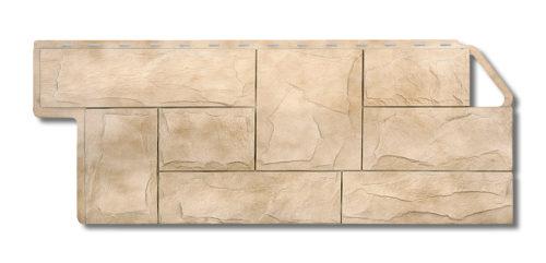 Фасадная панель под камень Гранит Крымский Альта-Профиль