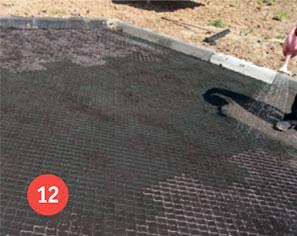 Инструкуия по укладыванию газонной решетки Альта-Профиль