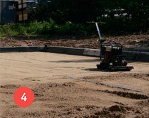 Инструкуия по укладыванию газонной решетки Альта-Профиль 6