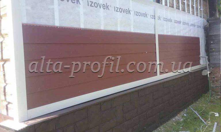 Монтаж сайдинга Alta-board от Альта-Профиль