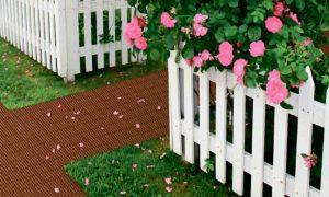 газонная решетка для садовых дорожек