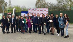 Альта-Профиль Украина делится с журналистами опытом выхода на рынки ЕС.