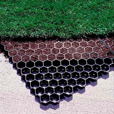 Экопарковка для частного дома: как выбрать газонную решетку