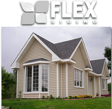 Block house slim siding