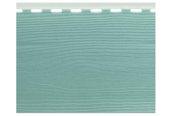 Сайдинг спінений Альта Борд Еліт BC-01 зелений 3000х180 мм