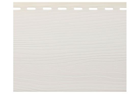 Сайдинг спінений Альта Борд Стандарт BC-01 білий 3000х180 мм
