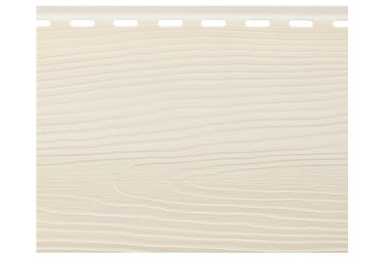 Сайдинг спінений Альта Борд Стандарт BC-01 кремовий 3000х180 мм
