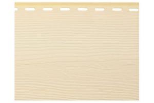 Сайдинг вспененный Альта Борд Стандарт BC-01 желтый 3000х180 мм