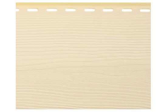 Сайдинг спінений Альта Борд Стандарт BC-01 жовтий 3000х180 мм