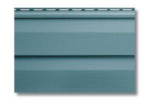 Сайдинг Alta-Siding Серо-голубой, 3660х230х1,1 мм