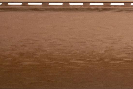 Сайдинг BlockHouse ВН-01 Дуб світлий однопереломний, 3100х320 мм