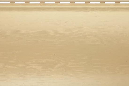 Сайдинг BlockHouse ВН-01 золотистий однопереломний, 3100х200 мм