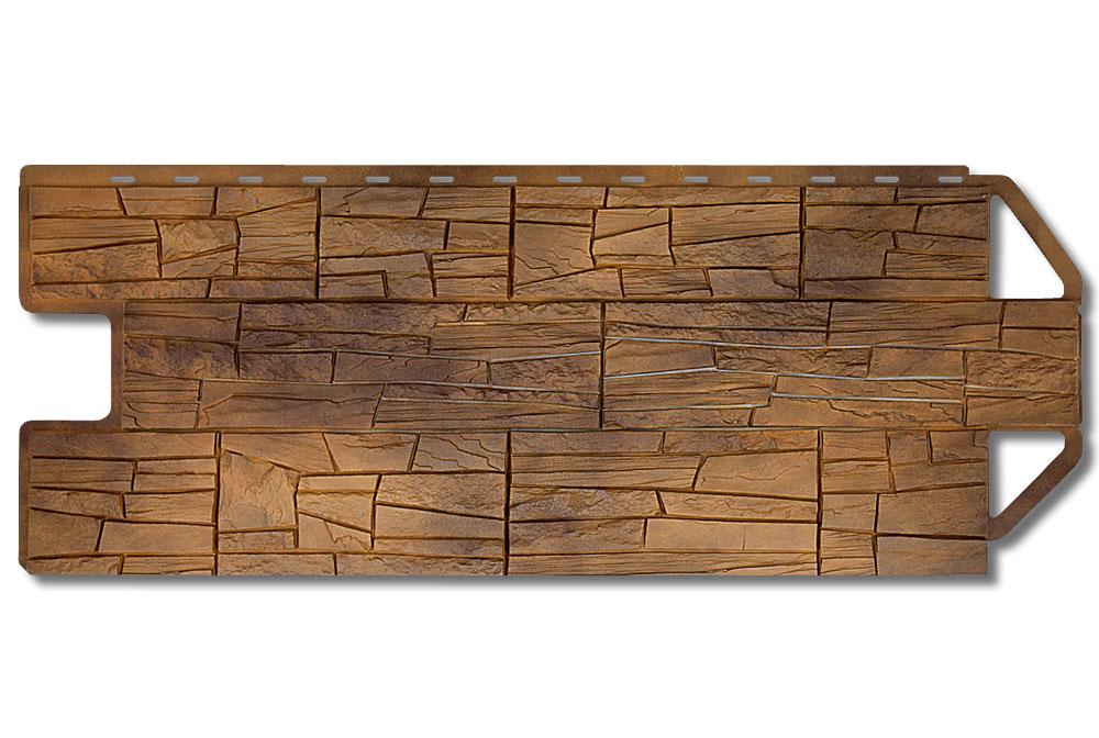 Каньйон Канзас Фасадна панель, 1160х450х2мм
