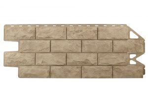 Фасадная панель Альта-Профиль Фагот 1160х450х2 мм Каширский