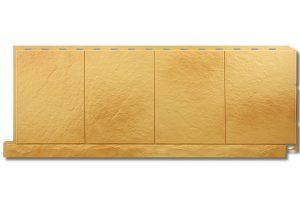 Фасадна плитка Златоліт Фасадна панель Альта-Профіль, 1130х450х2мм