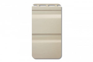 Сайдинг виниловый Альта-Профиль Flex двухпереломный 3660х230x1,1 мм сандаловый