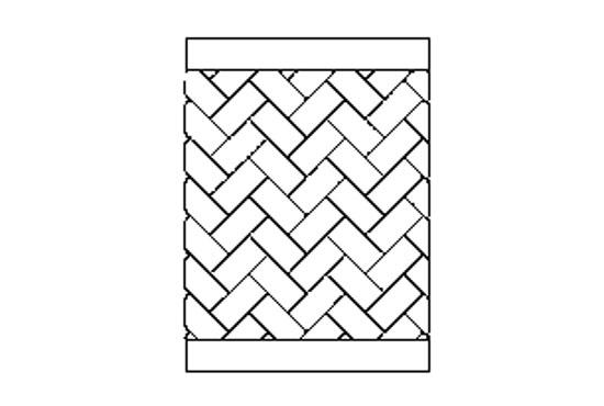"""Хвіртка для паркану """"Lattice"""" (104,14х91,44 см.)"""