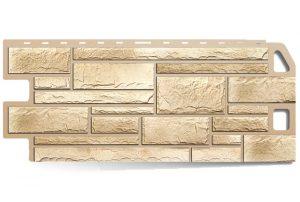 Камень Известняк, Фасадная панель