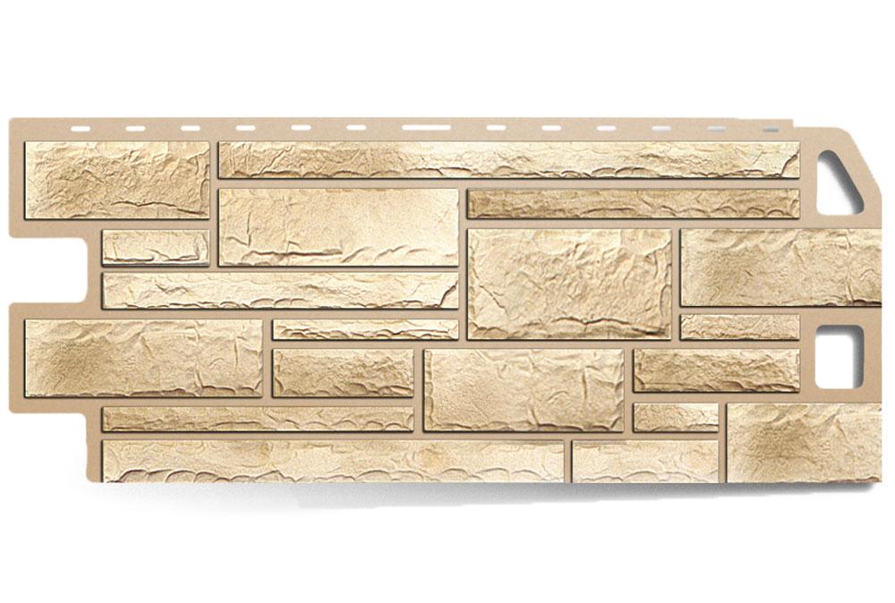 Камінь Вапняк, Фасадна панель