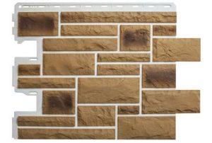 Камінь Празький 02 Фасадна панель Альта-Профіль, 795х591х2мм