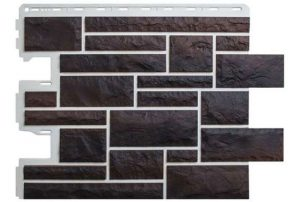 Фасадная панель Альта-Профиль Камень Пражский 795х591х2 мм цвет 05