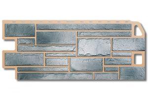 Камінь Топаз, Фасадна панель,1130х470х2мм