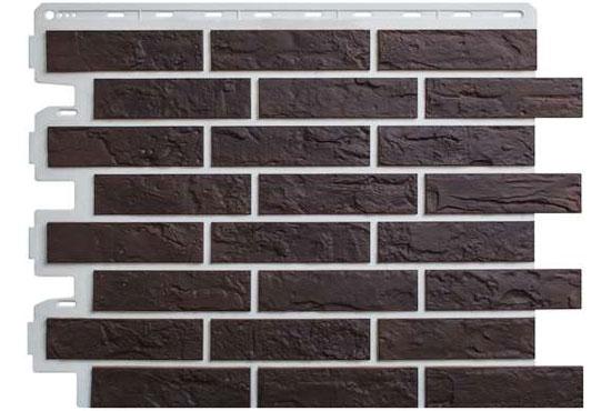 Цегла Ризька 05 Фасадна панель Альта-Профіль, 795х591х2мм