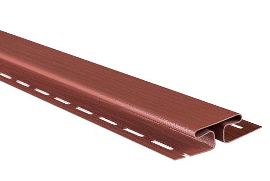 """Планка """"сполучна"""" Т-18 червона Канада Плюс Преміум 3050 мм"""