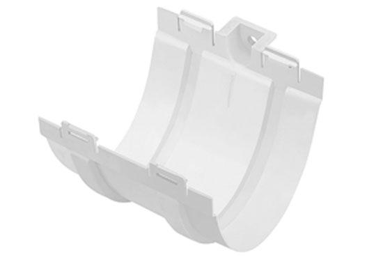 Муфта ринви Стандарт 74 мм Біла, Альта-Профіль