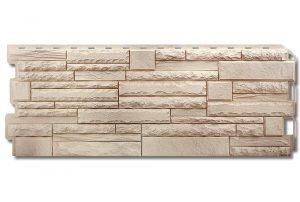 Скелястий камінь Алтай Фасадна панель Альта-Профіль, 1170х450х2мм