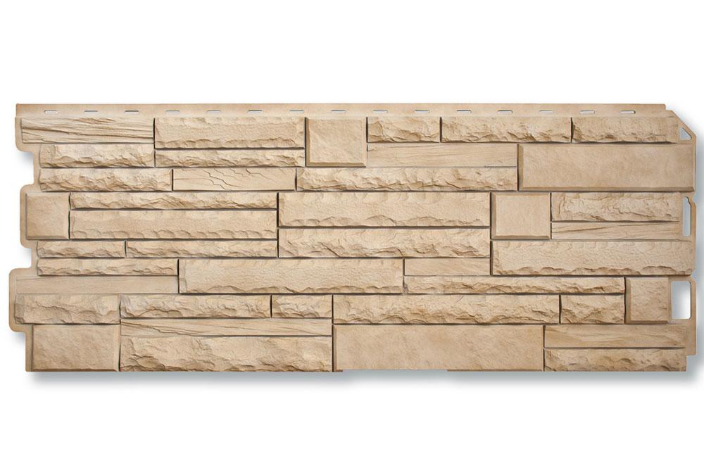 Скелястий камінь Анди Фасадна панель Альта-Профіль, 1170х450х2мм