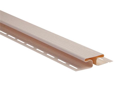 "Планка ""сполучна"" Alta-Siding рожева 3050 мм"