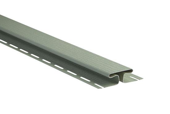 """Планка """"сполучна"""" Alta-Siding салатна 3050 мм"""