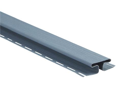 "Планка ""сполучна"" Alta-Siding сіро-блакитна 3050 мм"