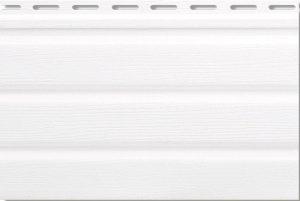 Софіт Т-19 білий, без перфорації 3000х230 мм