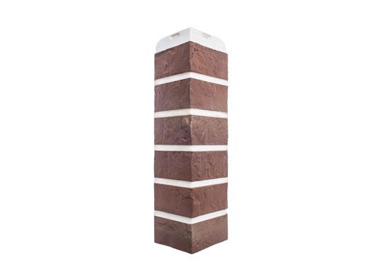 Зовнішній кут Цегла Ризька-01 Альта-Профіль, 0,472х0,112м