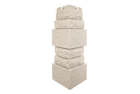 Зовнішній кут Фасадна плитка Базальт Альта-Профіль, 0,45х0,16м