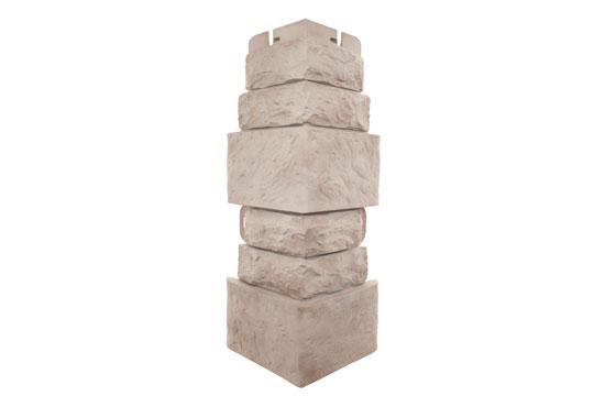 Зовнішній кут Фасадна плитка Онікс Альта-Профіль, 0,45х0,16м