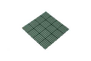 Универсальная решетка зеленая 333х333 мм
