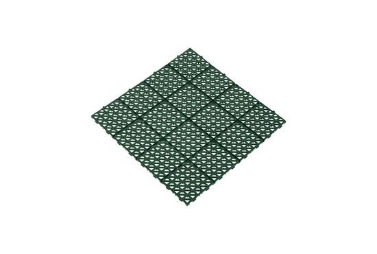 Універсальна решітка зелена 333х333 мм